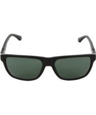 Emporio Armani Ea4035 58 moderne zwarte 501.771 zonnebril