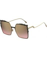 Fendi Dames ff 0259-s 2o5 53 zonnebrillen