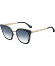 Jimmy Choo Dames lizzy s ky2 08 63 zonnebrillen