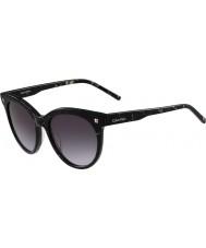 Calvin Klein Collection Ladies ck4324s houtskool zonnebril