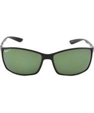 RayBan Rb4179 62 liteforce matzwarte 601s9a gepolariseerde zonnebril