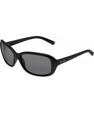 Bolle Molly glanzende zwarte zonnebril tns