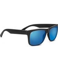 Serengeti Positano geschuurd donkergrijze gepolariseerde 555nm blauwe zonnebril