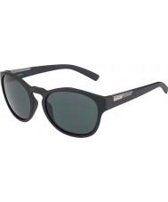 Bolle 12346 zwarte zonnebril met rooke