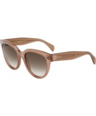 Celine Ladies cl 41.755 GKY db opaal bruine zonnebril