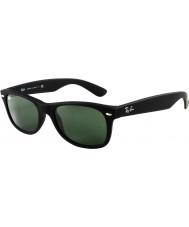 RayBan Rb2132 nieuwe wayfarer zwart - groen