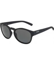 Bolle 12347 zwarte zonnebril met rooke