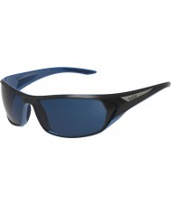 Bolle Blacktail glanzend blauw gepolariseerde offshore-blauwe zonnebril
