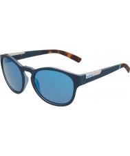 Bolle 12349 rooke blauwe zonnebril