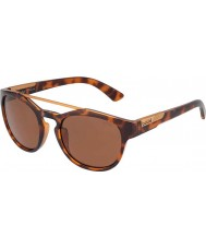 Bolle 12354 boxton tortoiseshell zonnebril