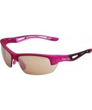 Bolle Bolt s roze modulator v3 golf zonnebril