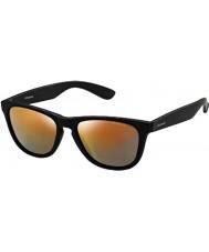 Polaroid P8443 9CA L6 zwart bruin gepolariseerde zonnebril