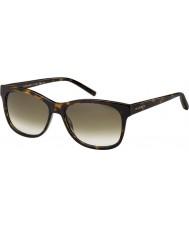 Tommy Hilfiger Th 1985 086 db schildpad zonnebril