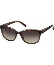 Polaroid Ladies pld4030-s q3v la donkere havana gepolariseerde zonnebril