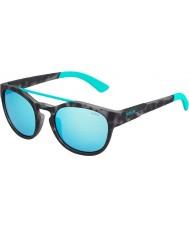 Bolle 12356 zwarte zonnebrillen van boxton