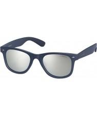 Polaroid Pld1016-s my7 jb blauwe gepolariseerde zonnebril