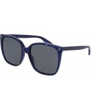 Gucci Ladies gg0022s 005 zonnebril