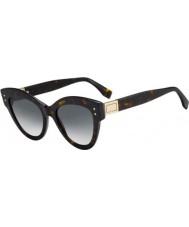 Fendi Dames ff0266 s 86 9o 52 kiekeboe zonnebril