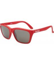 Bolle 527 retro collectie glimmende rode camo tns gun zonnebril
