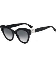 Fendi Dames ff0266 s 807 9o 52 kiekeboe zonnebril