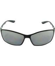 RayBan Rb4179 62 liteforce matzwarte 601s82 gepolariseerde zonnebril