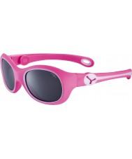 Cebe Cbsmile2 s-mile roze zonnebril