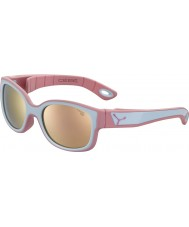Cebe Cbspies1 s-pies roze zonnebril
