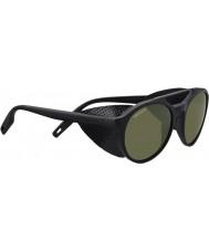 Serengeti 8585 leandro gletsjer zwarte zonnebril