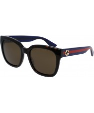 Gucci Ladies gg0034s 004 zonnebril