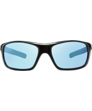 Revo Re4073 gids ii marine houtnerf - blauw water gepolariseerde zonnebril