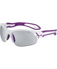 Cebe Cbspring5 s-Pring witte zonnebril