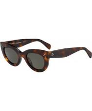 Celine Ladies cl 41050-s 05L 1e schildpad zonnebril