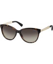 Polaroid Ladies pld5016-s lly 94 havana goud gepolariseerde zonnebril
