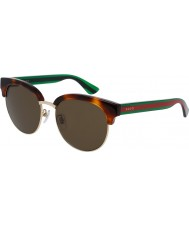 Gucci Mens gg0058sk 003 zonnebril