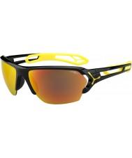 Cebe Cbstl10 s-track l zwarte zonnebril
