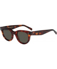 Celine Ladies cl 41053-s 05d 1e groene schildpad zonnebril