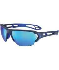 Cebe Cbstl16 s-track l blauwe zonnebril