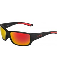 Bolle 12367 kayman zwarte zonnebril