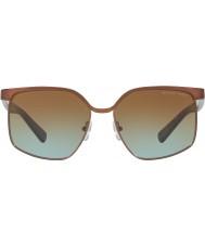 Michael Kors Mk1018 56 augustus brons 11475d zonnebril