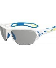 Cebe Cbstl8 s-track l witte zonnebril