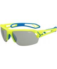 Cebe Cbstmpro s-track m gele zonnebril