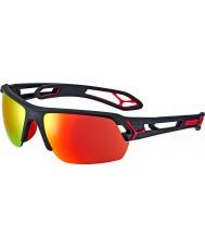 Cebe Cbstm15 s-track m zwarte zonnebril