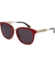 Gucci Gg0073s 004 zonnebrillen