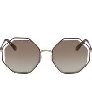 Chloe Dames ce132s 205 58 klaproos zonnebril