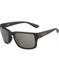 Bolle 12424 leisteen zwarte zonnebril
