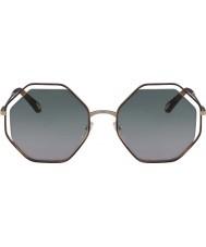 Chloe Dames ce132s 240 58 klaproos zonnebril