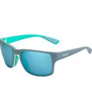 Bolle 12427 leisteen blauwe zonnebril
