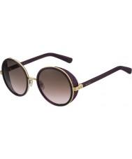 Jimmy Choo Dames andie-ns 1kj v6 zonnebril