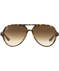 RayBan Rb4125 59 710 51 cats 5000 zonnebrillen