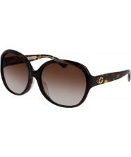 Gucci Ladies gg0080sk 003 zonnebril